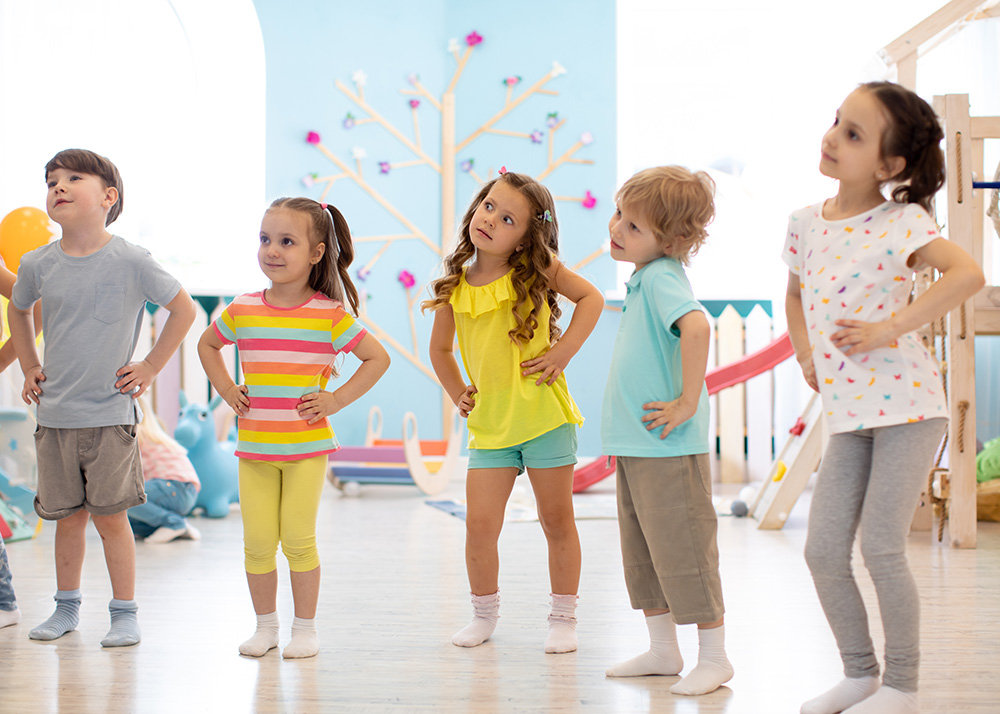 Dance, Art, Spanish & Music Included In Tuition