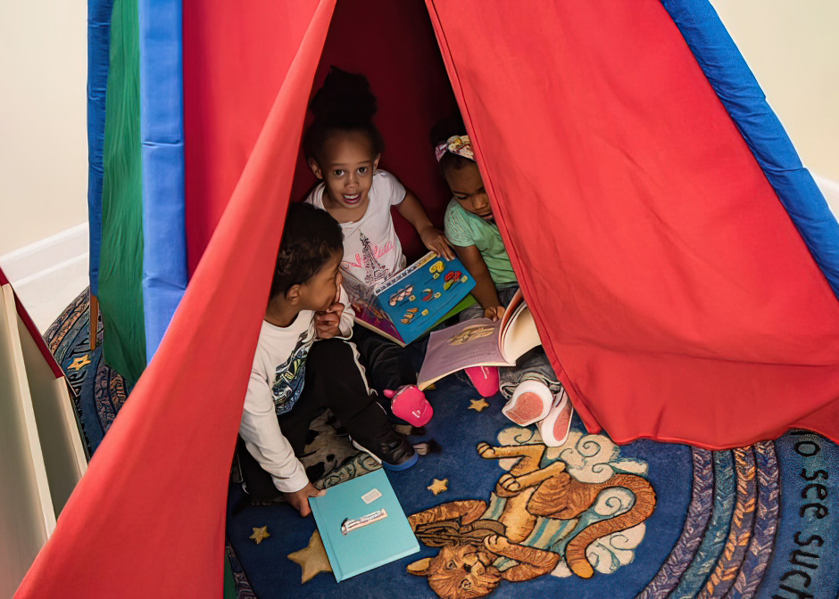 Pre-Literacy Starts With Stories, Songs, & More